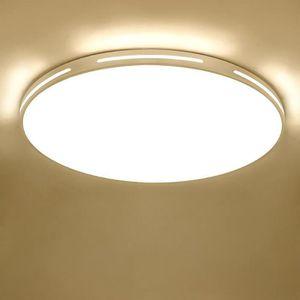 led plafonnier moderne lampe panneau salon ronde l 5 Superbe Plafonnier Salon Moderne Gst3