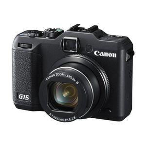 APPAREIL PHOTO COMPACT Canon PowerShot G15 Appareil photo numérique