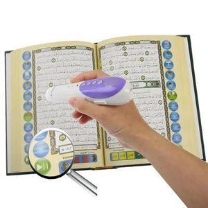 LECTEUR MP3 Stylo lecteur de Coran (mémoire 4Go - Lecteur MP3)