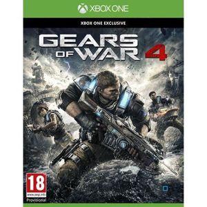 JEU XBOX ONE Gears of War 4 Jeu Xbox One