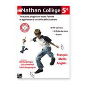 CULTURE Nathan collège 5ième - Français/Maths/Anglais -