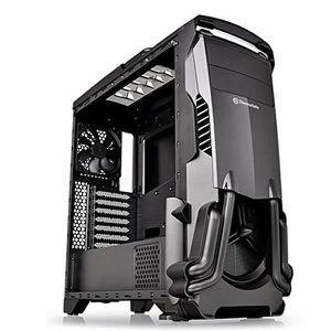 BOITIER PC  Thermaltake Boîtier PC Versa N24 - Noir - Moyen To