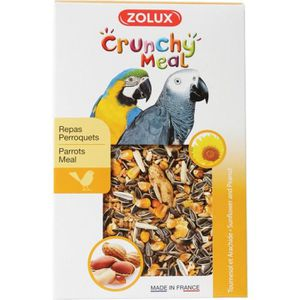 GRAINES Aliment Crunchy Meal Perroquets 600G