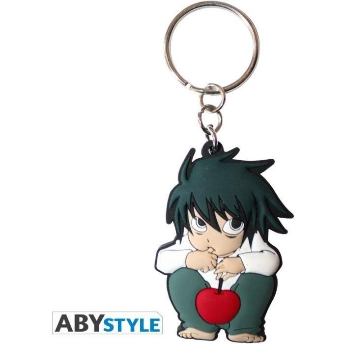 Porte-clés Death Note : L personnage