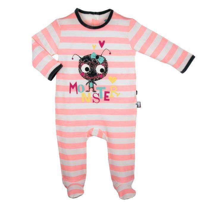 00790439612bc Pyjama bébé Monster - Taille - 36 mois (98 cm) Multicolor - Achat ...