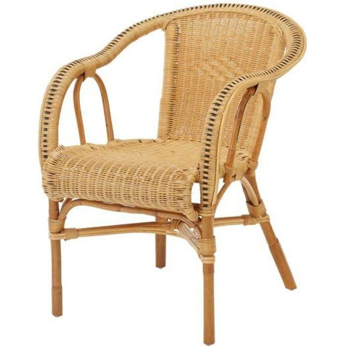 fauteuil en rotin tim fauteuil rotin vintage fauteuil traditionnel achat vente fauteuil cdiscount - Fauteuil Rotin Vintage