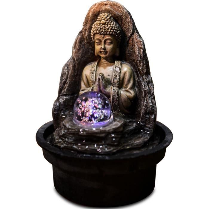 Fontaine bouddha achat vente fontaine bouddha pas cher for Fontaine zen pas cher