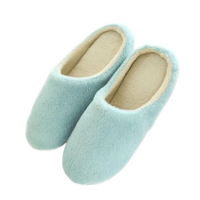 1paire chaussure chausson en toile rayée souple première âge pour bébé enfantcouleur bleu foncé taille 3-5mois xlrcWXkGW