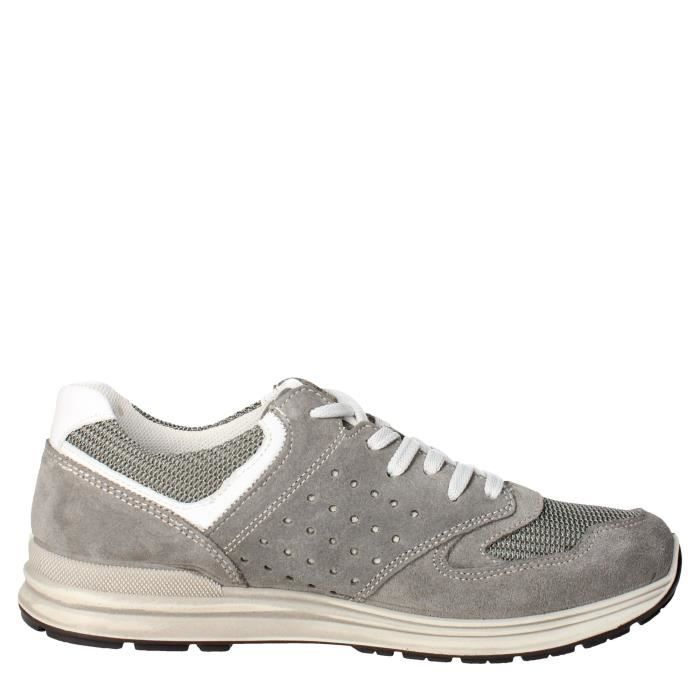 Imac Sneakers Homme Gris, 46