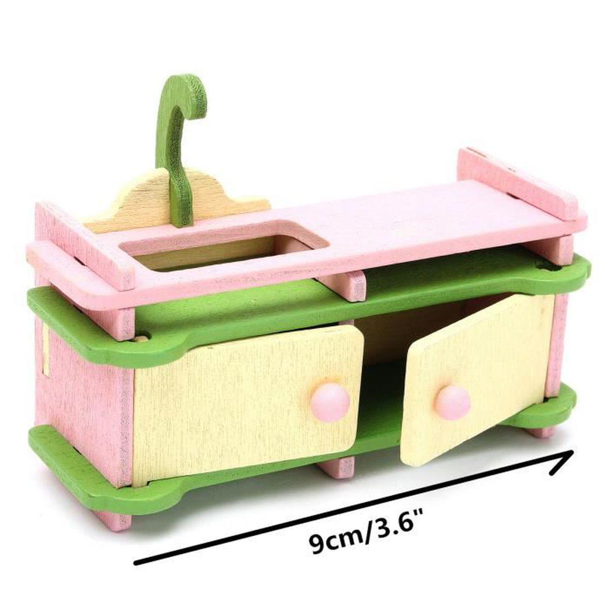 tempsa miniature meuble accessoire maison de poupée cuisine - achat