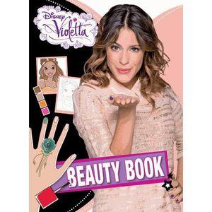 LIVRE LOISIRS CRÉATIFS Violetta, beauty book