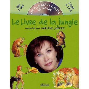 Livre 3-6 ANS Le livre de la jungle
