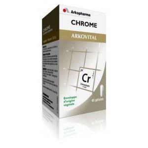 DIGESTION - TRANSIT Arkovital Chrome - 45 Gélules