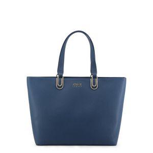 c37124c33b3 SAC PLASTIQUE - CABAS Cabas Femme Armani Jeans 922329 CD793 11434 BLUE T