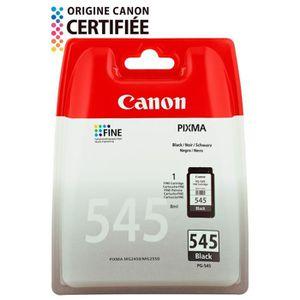 CARTOUCHE IMPRIMANTE Canon PG 545 Cartouche d'encre Noir