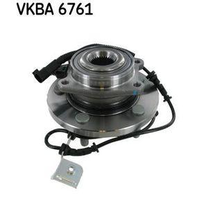 CAGE DE ROUE SKF Kit roulement de roue VKBA 6761