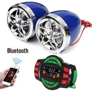 Préamplificateur TEMPSA Bluetooth Haut-Parleur Caisson Etanche Audi