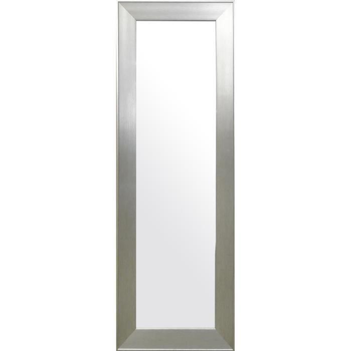 Miroir 150cm achat vente pas cher for Miroir argente pas cher