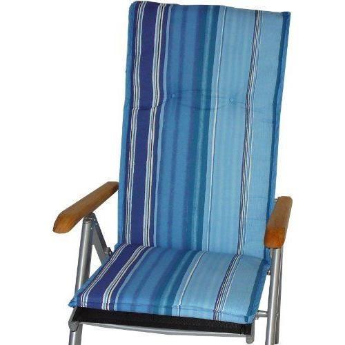 coussin chaise de jardin dossier haut - achat / vente coussin