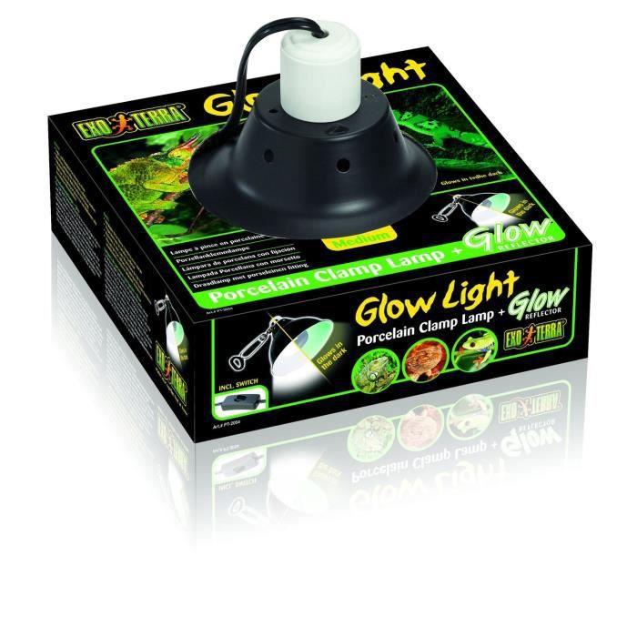 ÉCLAIRAGE GLOW LIGHT moyen support d'éclairage max 250 W