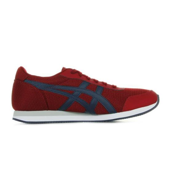 be97d36dac4a Baskets Asics Curreo II Burgundy-Peacoat Violet Bordeaux