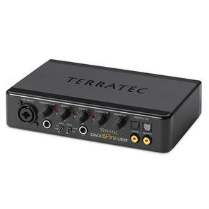 CARTE SON EXTERNE Terratec DMX 6Fire USB