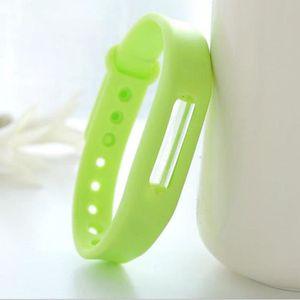 RÉPULSIF NUISIBLES MAISON Bracelet anti-moustique extérieur anti-insectes Bu