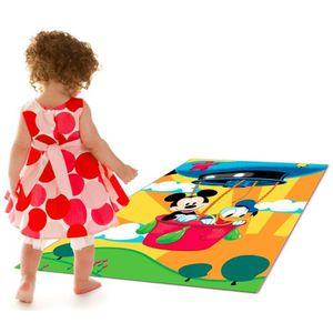 TAPIS MICKEY Tapis Enfant Mickey et Donald 95x133cm