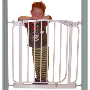 BARRIÈRE DE SÉCURITÉ  Barrière de Sécurité Enfant Extensible de 110 cm