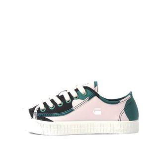 CHAUSSURES DE TENNIS chaussures femme baskets gstar rovulc low aop. ver