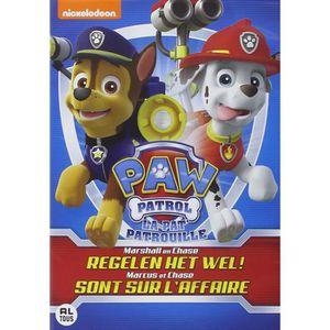 DVD DESSIN ANIMÉ Paw Patrol 2 La Pat Patrouille sont sur l'affaire