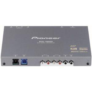 RÉCEPTEUR - DÉCODEUR   Pioneer DEQ-P6600, 5.1 canaux, Avec fil, 250 W