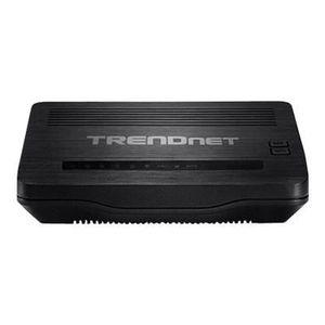 MODEM - ROUTEUR TRENDnet TEW-721BRM Routeur modem ADSL 2 Wi-Fi 150