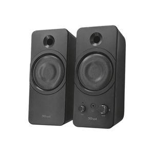 ENCEINTES ORDINATEUR Trust Zelos Haut-parleurs pour PC 12 Watt