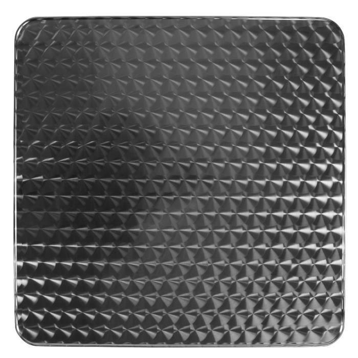 Plateau de table en aluminium de couleur acier TT0   Achat / Vente