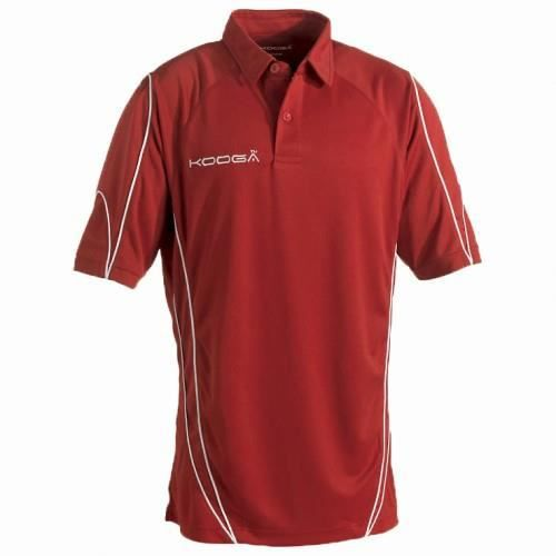 KooGa - Polo sport - Homme Rouge blanc Rouge blanc - Achat   Vente t ... 0245be52e2f6