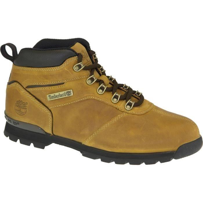 Chaussures Nubuck Homme Beige Montantes Splitrock Timberland XOP8nwk0
