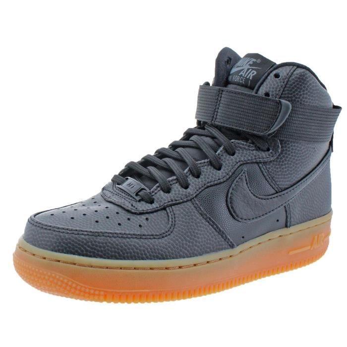 énorme réduction 1d050 600be Nike baskets montantes gaufrées air force 1 à la mode pour femmes H83H3  Taille-36