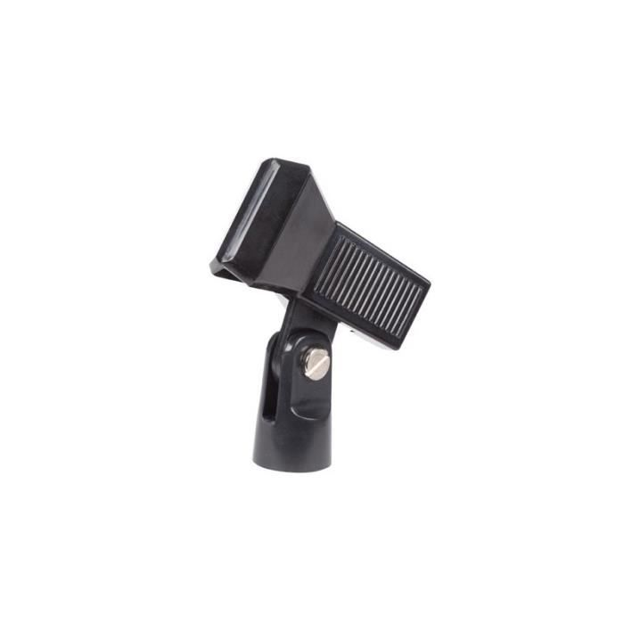 Support Universel Pour Microphone 35 Mm Avec Pince
