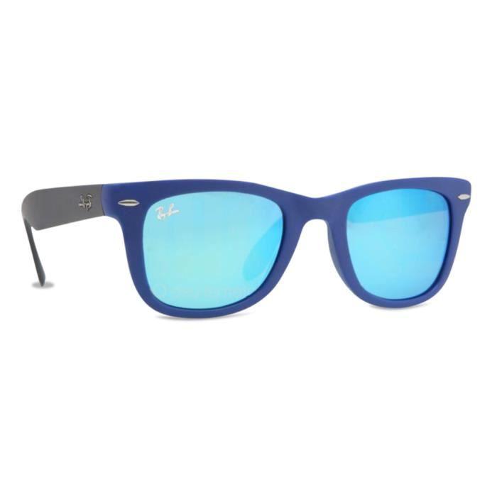 Lunettes de soleil Femme bleues cvy5Sando