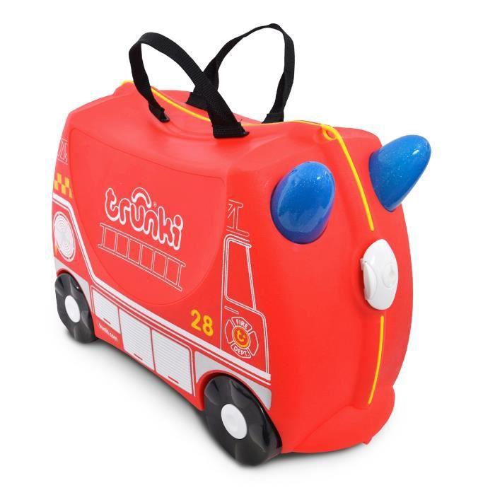 VALISE - BAGAGE TRUNKI Valise Porteur à roulettes pour enfants- V