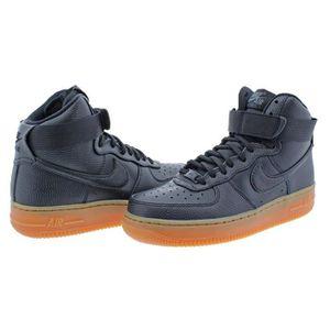 low priced 1e807 33a57 ... BASKET Nike baskets montantes gaufrées air force 1 à la m ...