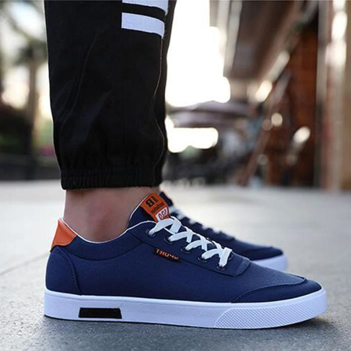 Casual Chaussure Homme Basket Homme Respirant D... oQkcGDnid