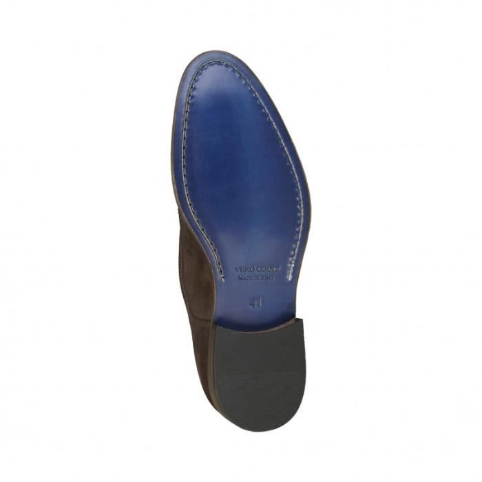Moliere - Made in Italia - Chaussures classiques pour Homme brun Made in Italia
