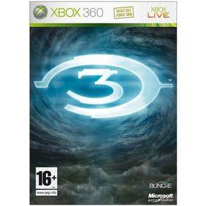 JEUX XBOX 360 HALO 3 COLLECTOR Edition limitée (Jeu d'action)