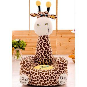 FAUTEUIL Enfant Fauteuil Canapé Girafe Coussin Dessin animé