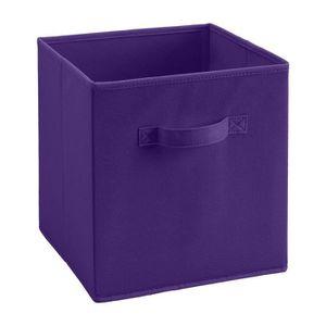 cube de rangement achat vente cube de rangement pas cher french days d s le 27 avril. Black Bedroom Furniture Sets. Home Design Ideas