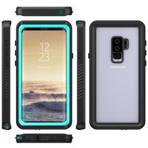 d7ba25d569b0b COQUE - BUMPER Ototon® Coque Étanche Samsung Galaxy S9 Plus Imper