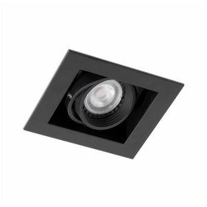 SPOTS - LIGNE DE SPOTS Spot encastrable orientable carré Falcon-1 GU10 IP