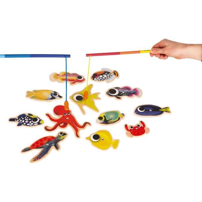 JANOD Pêche à la ligne Tropicale